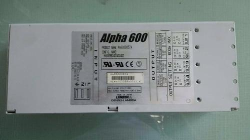 Sanyo Alpha 600W Power Supply MA6000