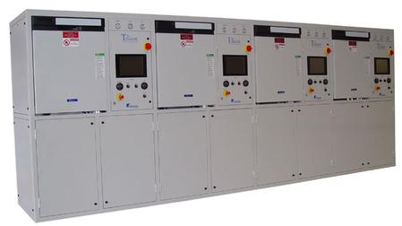 Trident QUAD, high-yield automatic defluxing and cleanliness testing system.