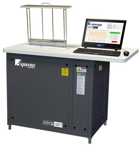 Zero-Ion g3 Ionic Contamination (cleanliness) Tester.