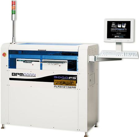 3000FS automated production programmer.