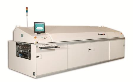 PYRAMAX™ convection reflow oven and ENERGY PILOT software.