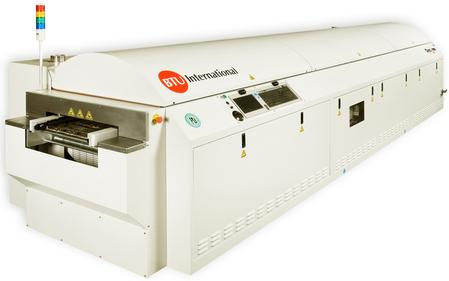 BTU's Dynamo reflow oven is the newest reflow oven platform designed specifically for Consumer Electronics.