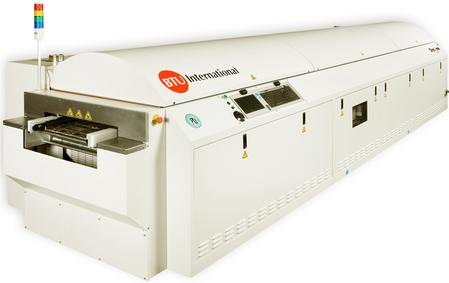 Dynamo is the newest reflow oven platform designed specifically for processing consumer electronics.