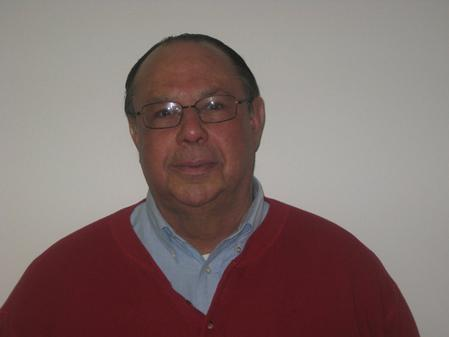 Fred Dimock, BTU's manager of process technology.