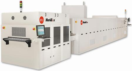 Meridian™  in-line diffusion furnace.