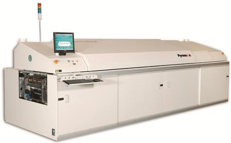 PYRAMAX reflow oven.
