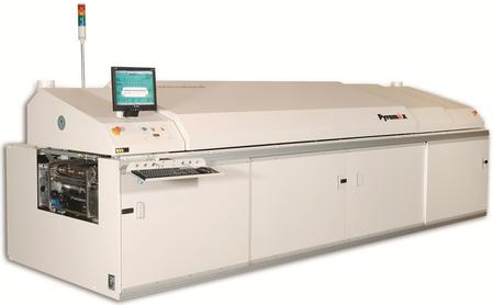 The PYRAMAX™ family of high-throughput convection reflow ovens is widely recognized as the global standard of excellence for both printed circuit board solder reflow and for semiconductor packaging.