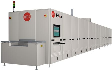 Tritan™ drying and firing furnace