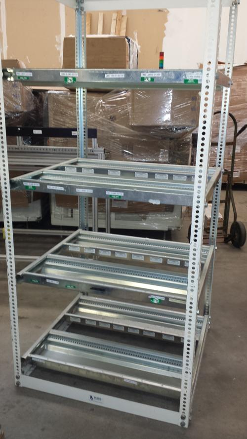 Bliss Industries SMD Reel Storage Cart