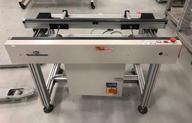 "Simplimatic Automation Simplimatic - 48"" 2-stage"