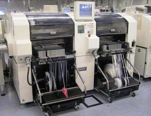 Panasonic panasonic cm201 cm202d dh ds used pick and place machine