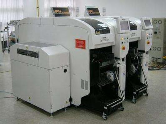 Panasonic panasonic cm301 used pick and place machine