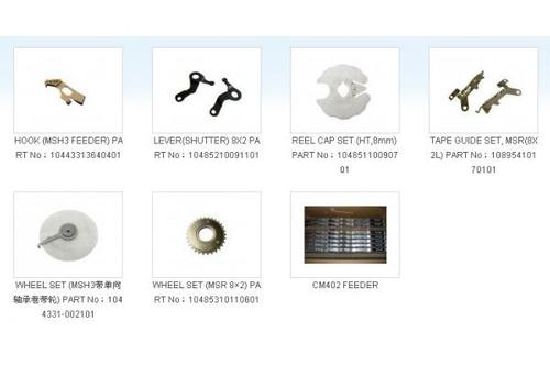 Panasonic CM402 feeder parts