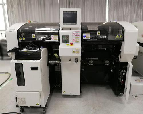 Panasonic panasonic npm-d npm-w 8head 16 head used pick and place machine