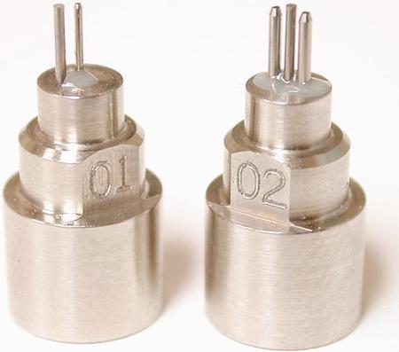 Glue Dispense Nozzles for Universal Instruments' GDM Line.