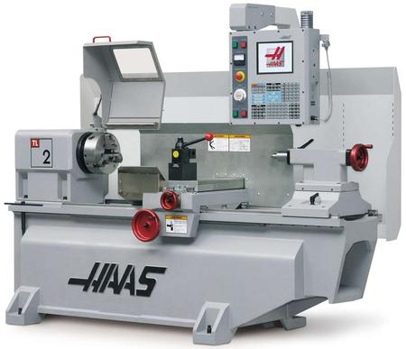 Haas TL-2 Toolroom Lathe.