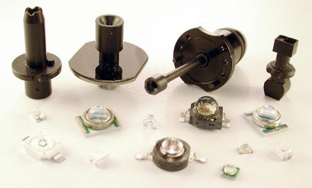 Count On Tools' LED nozzle designs are available for any style of pick-and-place nozzle for any OEM or machine type.