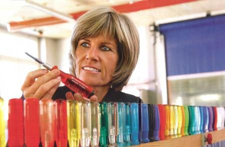 Eva Jaisli, CEO PB Swiss Tools