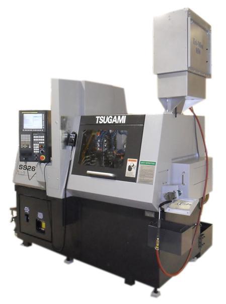 SUPER Swissturn Precision CNC