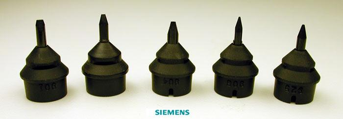 ASM/Siemens Siplace Ceramic Nozzles