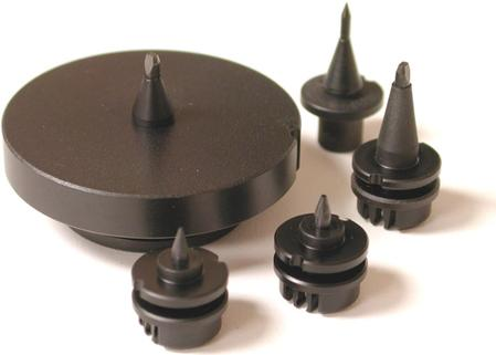 Ceramic Nozzles for UIC's Placement Equipment