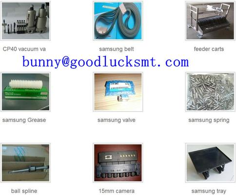 Samsung SMT spare parts for CP40/CP45
