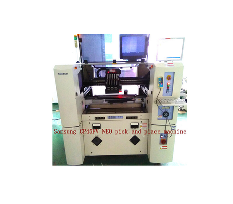 Samsung SMT CP45 FV NEO pick and place machine