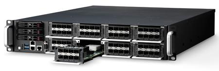 The CSA-7200 is based on the Intel® Xeon® E5-2600 v3/v4 workstation platform and offers a highly scalable design in a compact 2U rackmount form factor for packet inspection, firewall, load balancer, network monitoring, security gateway and voice gateway applications.