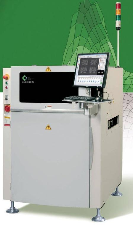 KY-8030-3, solder paste inspection (SPI) system.
