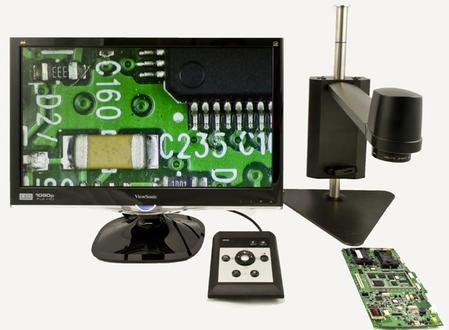 Tagarno MAGNUS HD High Definition Benchtop Inspection System.