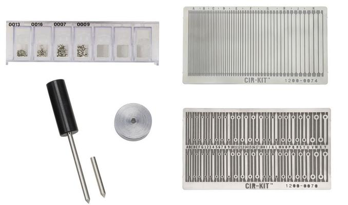 Cir-Kit Circuitry Repair Kit, Basic Version (Non-ThermoBond)