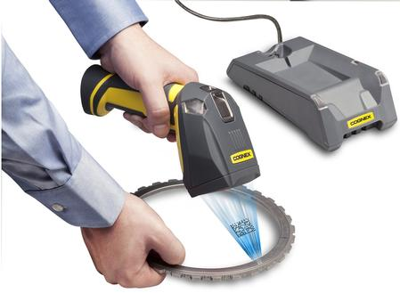 DataMan® 800 - wireless handheld industrial ID scanner