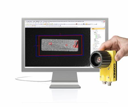 In-Sight Explorer version 4.5 has expanded the capabilities of In-Sight machine vision systems by adding multiple new tools and enhanced communication features.