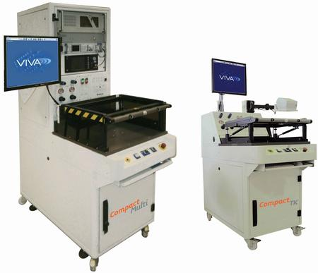 The Compact line will show several solutions for production line testing, from ICT , to automotive and RF functional testing.