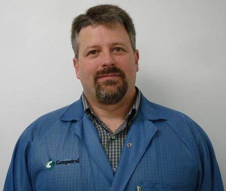 Steve Dillon, Computrol Orem's new Engineering and Manufacturing Manager.