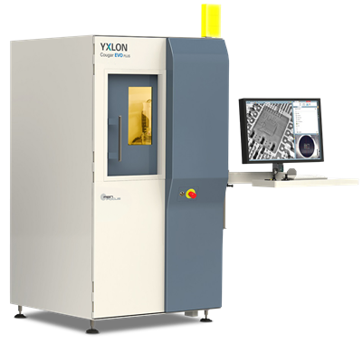 YXLON Cougar EVO Series - Scalable Small Footprint X-Ray Inspection Systems