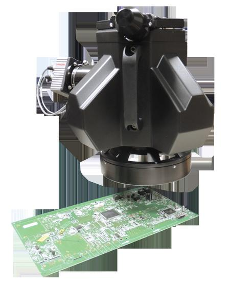 AOI for its new SQ3000™ 3D Automated Optical Inspection (AOI) system.