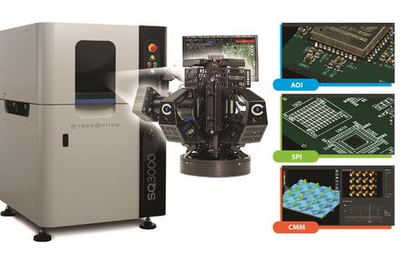 SQ3000™ CMM and SPI for its SQ3000™ Multi-Function.