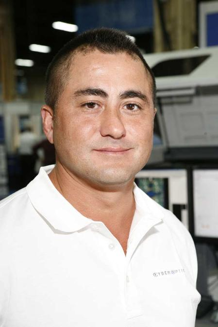 Dennis Rutherford, General Manager for CyberOptics' Inspection Systems Business