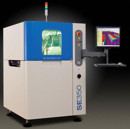 SE350™ , 3-D solder paste inspection system
