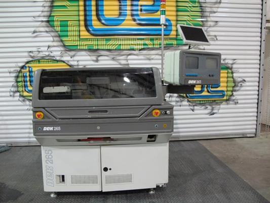 DEK 265 GSX Screen Printer