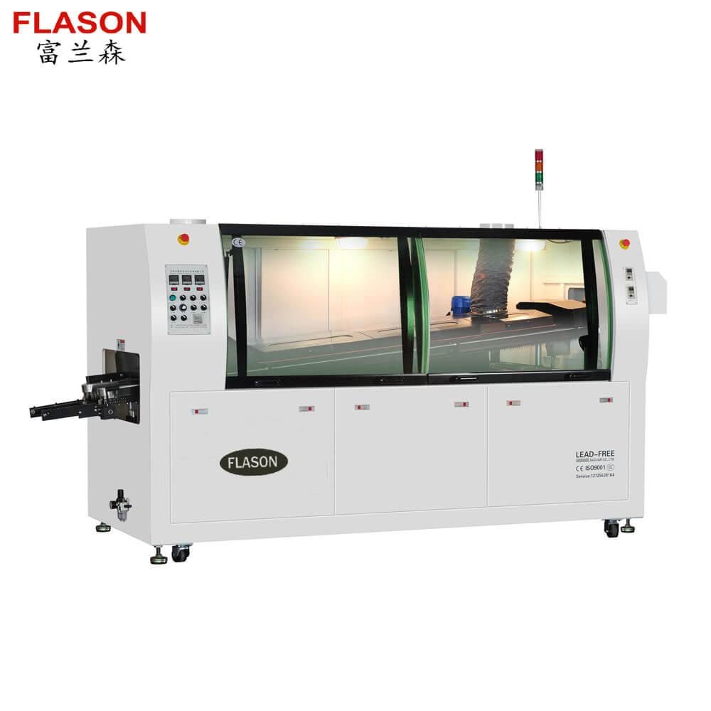 Cab Maestro 2 Board Separator Smt Electronics Manufacturing 5551 Printed Circuit Assembly High Precision Pcb Dip Flason Electronic Colimited Line Lead Free Wave Soldering Machine