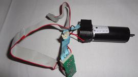 Mydata L-029-0157B Z Motor with Encod