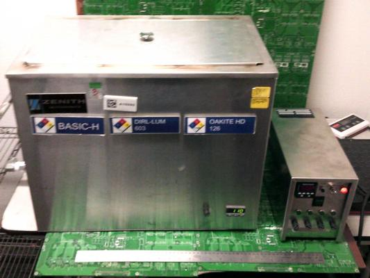 Zenith Ultrasonic Cleaning Mac