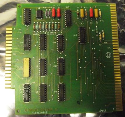 Universal Instruments Display driver 3