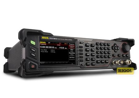 DSG3000B 13.5GHz RF Signal Generators from Saelig
