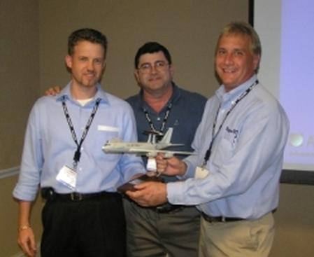 Tim Webb - DiagnoSYS, Dennis Robuchaud - AWACS, Tom Popolo - DiagnoSYS