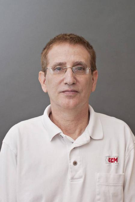 Keith Margolin, ECM's new Formulation Chemist