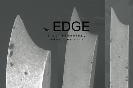 Edge™(patent pending) – a new sharp, aggressive and shallow angle blade tip for reliable via probing on PCBs.