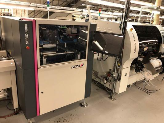 Ekra Serio 4000 Vision Alignment Sy